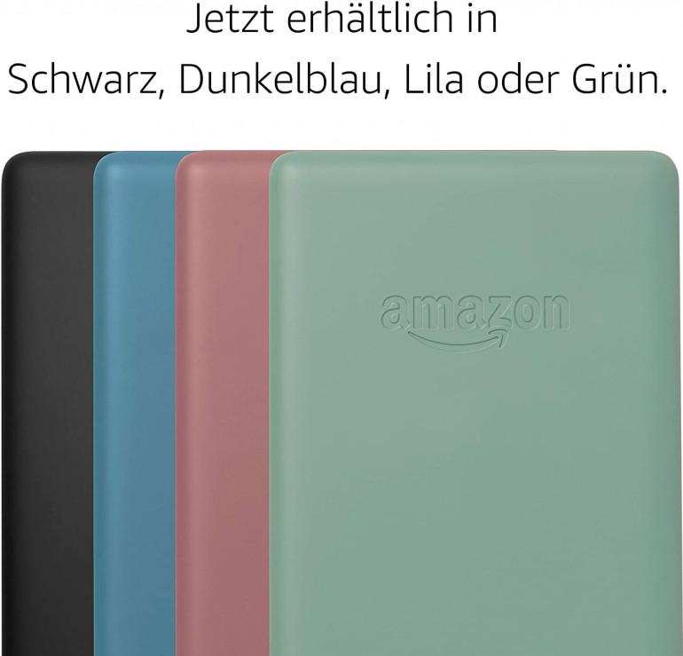 Plecki Kindle Paperhite w nowych kolorach