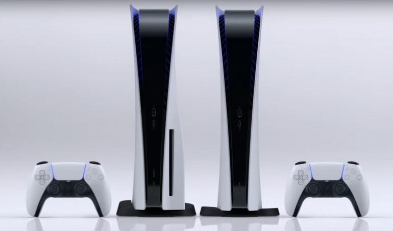 PlayStation 5 i PlayStation 5 All-Digital