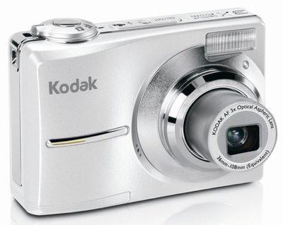 Dwie niedrogie cyfrówki Kodaka
