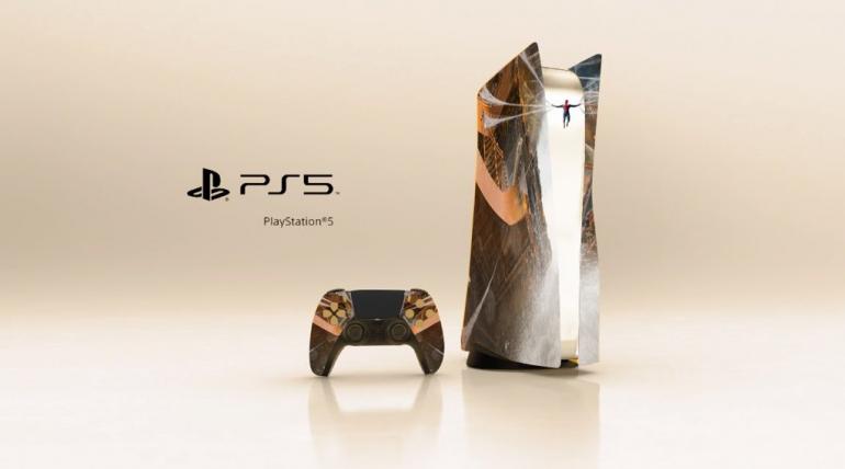 PlayStation 5 Spider-Man Edition