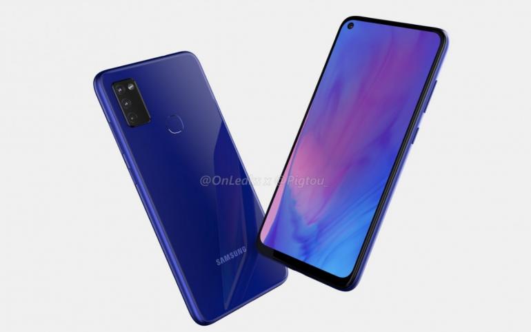 Galaxy M41 może być pierwszym smartfonem Samsunga z panelem OLED od innej firmy