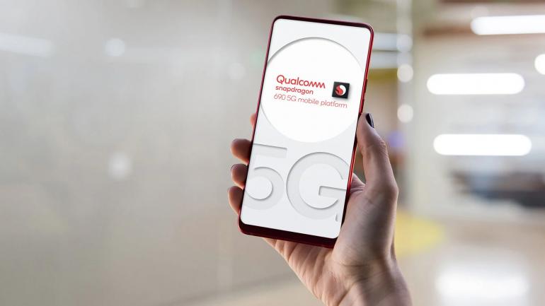 Qualcomm Snapdragon 690 - procesor wprowadzający 5G na budżetowcach