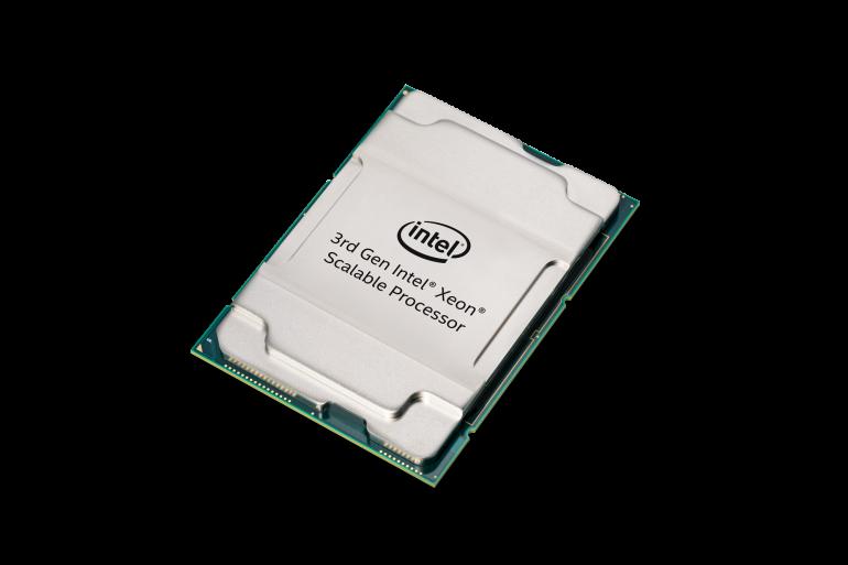 Procesor Intel Xeon Scalable trzeciej generacji