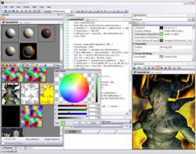 Platforma do tworzenia gier dla DirectX 10