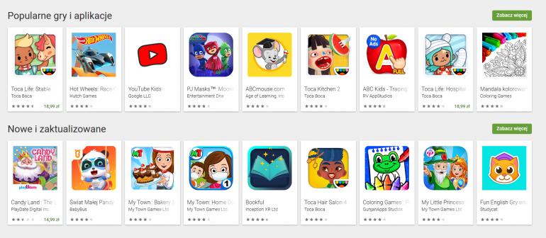Bezpieczne gry dla dzieci - gdzie znaleźć i wybrać?
