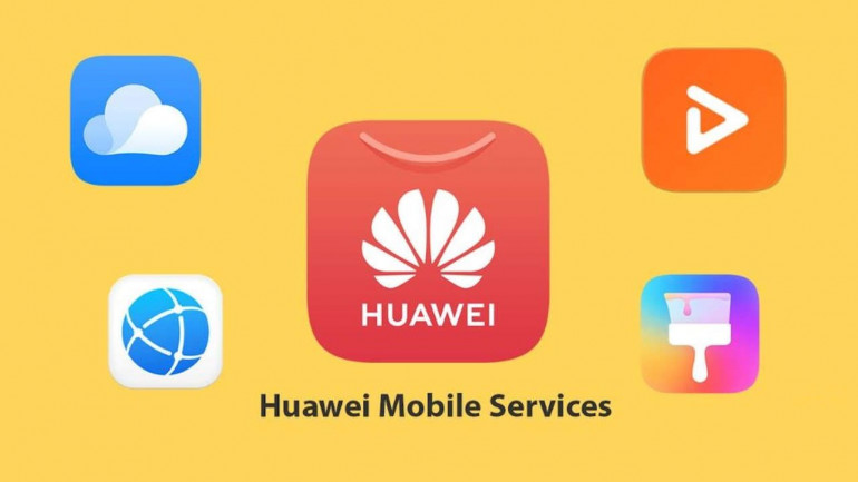 Usługi Huawei Mobile Services