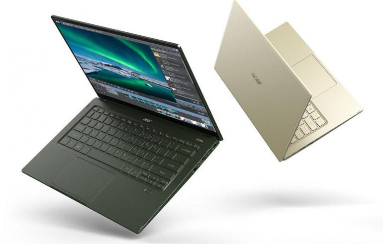 Acer zapowiedział Swift 5 z procesorem Intel Tiger Lake i układem graficznym Xe.