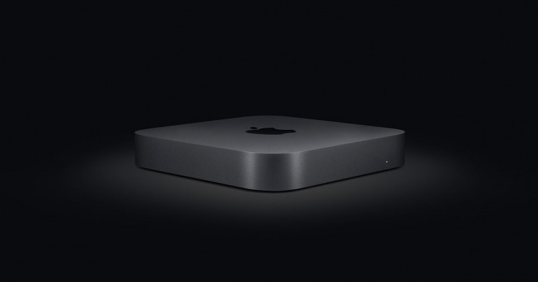 Apple Mac mini z procesorem Apple A12Z