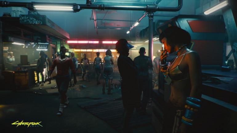Cyberpunk 2077 świat gry
