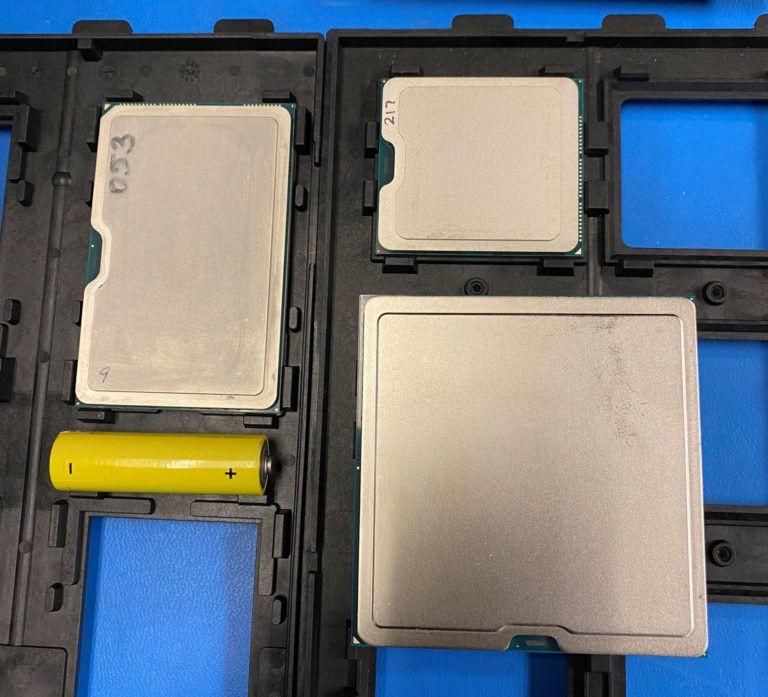 Produkty z rodziny Intel Xe