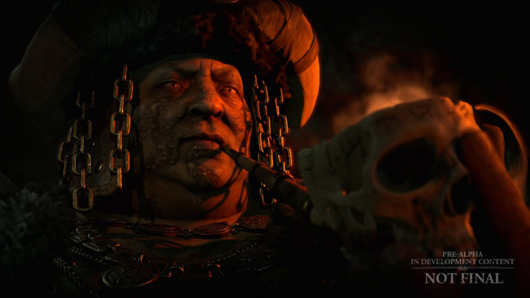 Diablo 4 cutscene