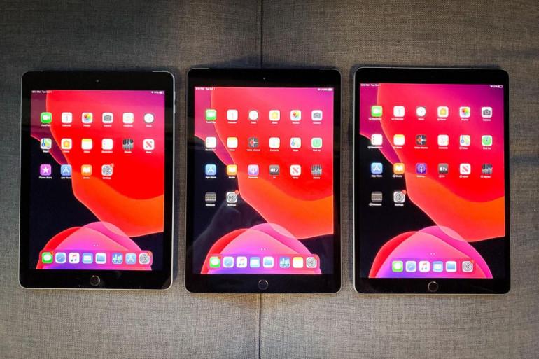 Tablety z rodziny iPad
