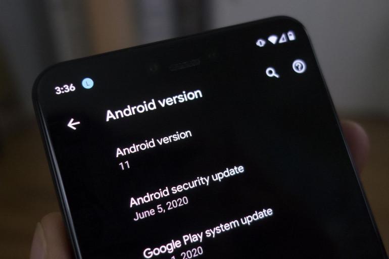 System operacyjny Android 11
