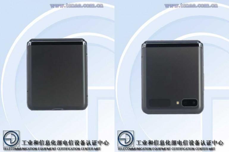 Galaxy Z Flip 5G w bazie TENAA