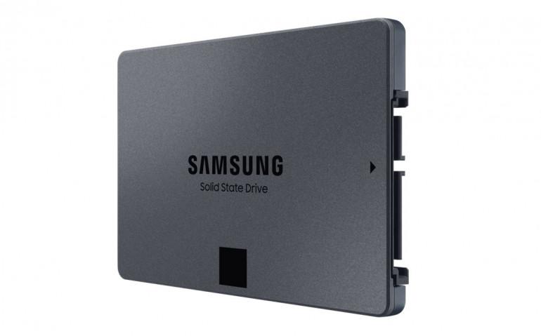 Samsung 870 QVO o pojemności 8 TB