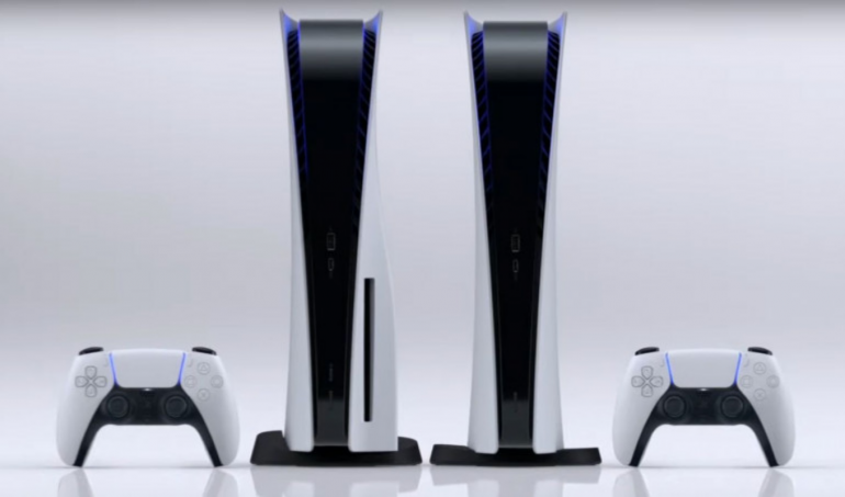 PlayStation 5 z napędem Blu-Ray i PS5 All-Digital