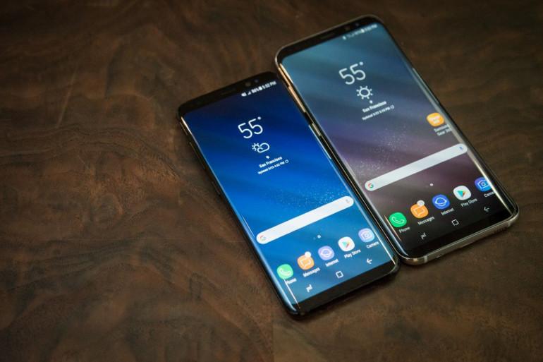 Samsung Galaxy S8 i Galaxy S8+