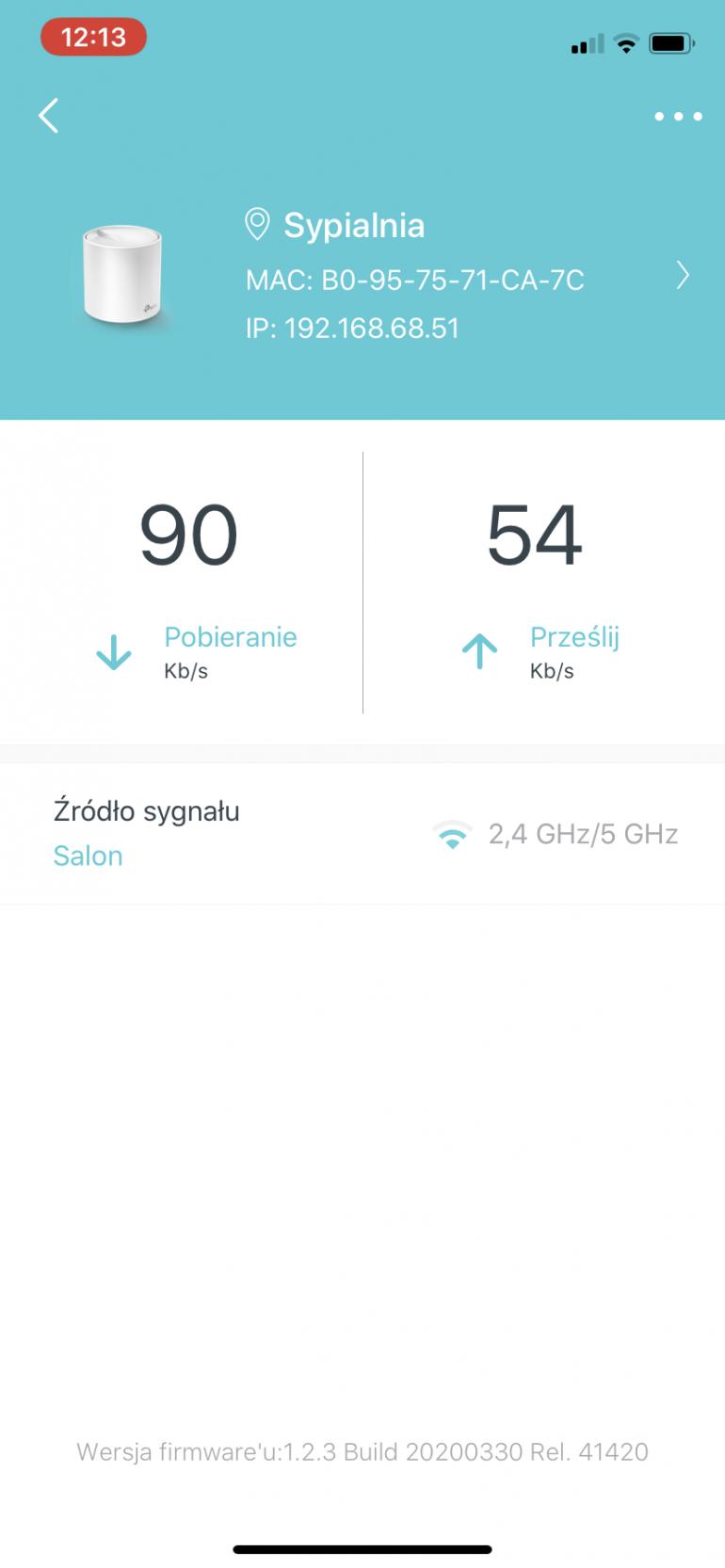 Aplikacja mobilna Deco