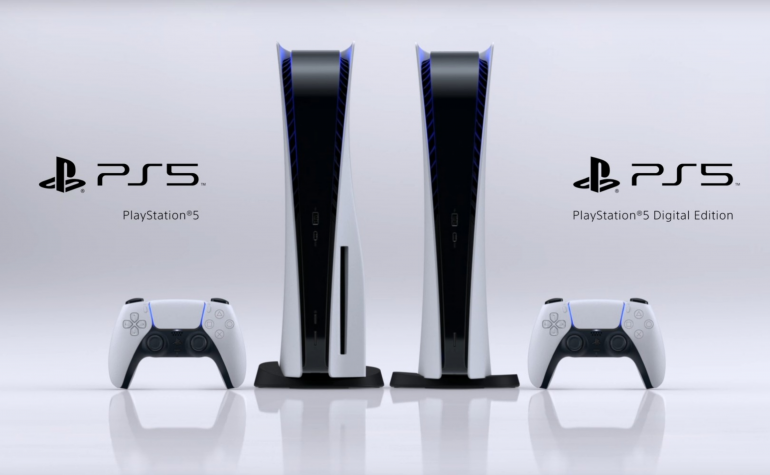 PlayStation 5 i PlayStation 5 All-Digital