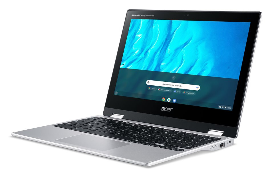 Nowy laptop klasy premium w rodzinie Acer. Chromebook Spin 713 z obracanym wyświetlaczem 2K i certyfikatem Projektu Athena