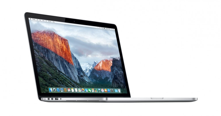 MacBook Pro Early 2015 z wadliwą matrycą Retina