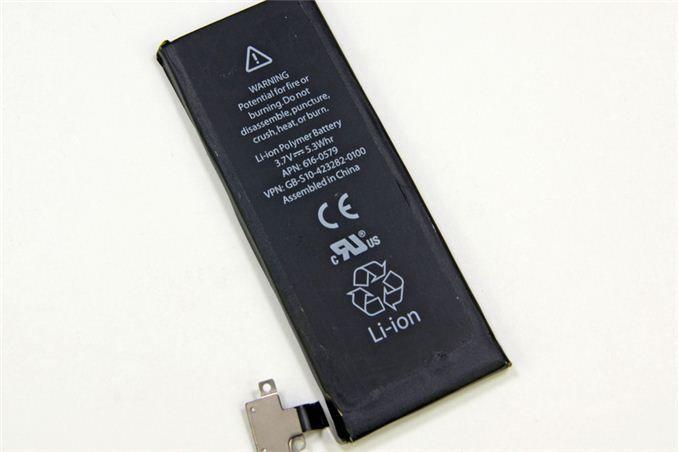 Bateria iPhone'a 5c