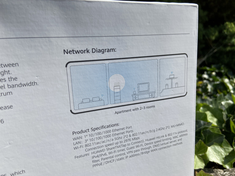 Huawei Wi-Fi AX3 - test taniego, wydajnego routera z Wi-Fi 6 oraz NFC