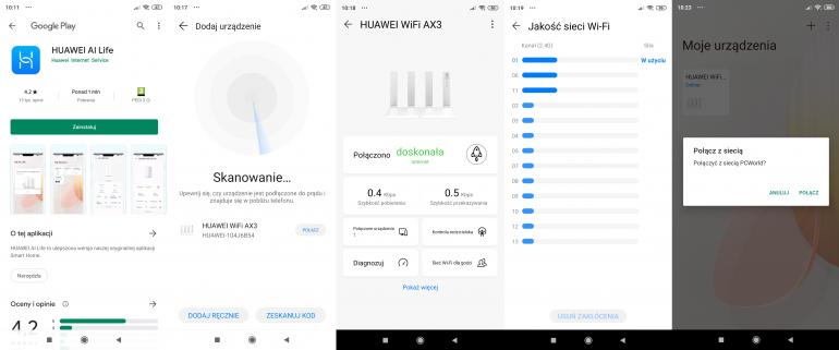 Aplikacja mobilna na urządzenia z Androidem