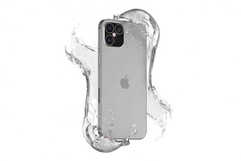 Render iPhone'a 12 Pro Max Źródło: gizchina.com
