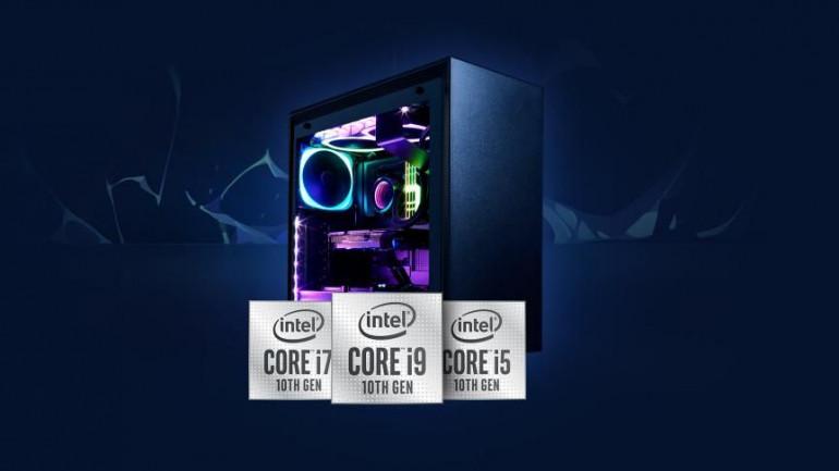 Procesory Intel 10 generacji dla komputerów stacjonarnych