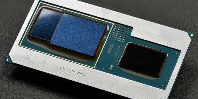Procesor mobilny Intel ósmej generacji