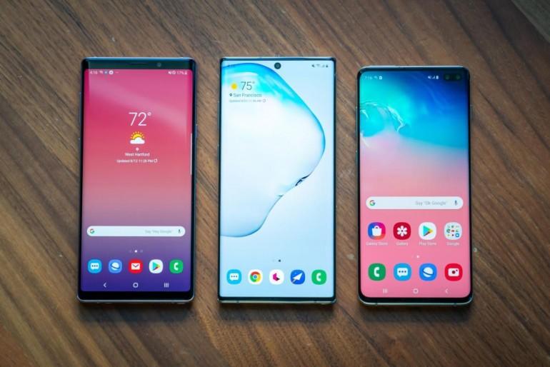 Samsung Galaxy Note 9/Note 10/ S10