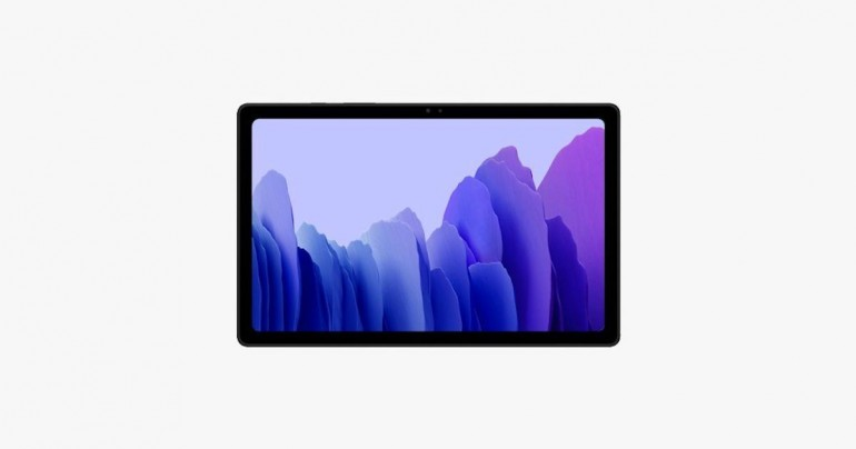 Samsung Galaxy Tab A7 2020 Źródło: 91mobiles.com