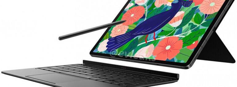 Galaxy Tab S7 z akcesoriami Źródło: xda-developers