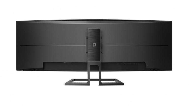 Tył monitora Philips 489P9