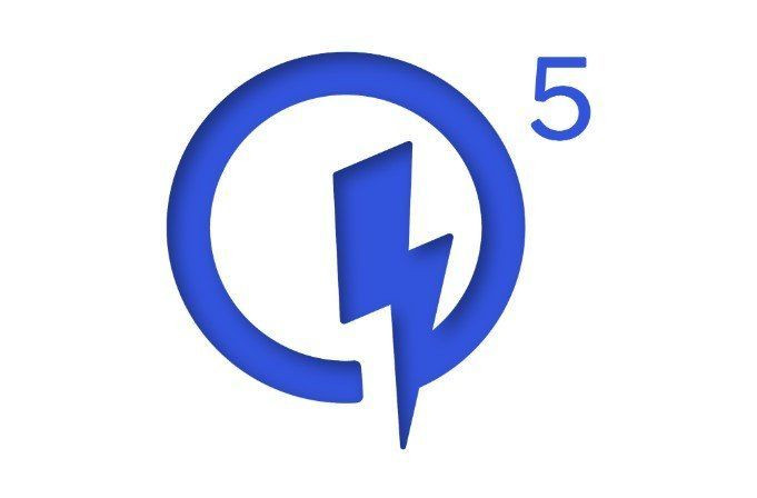 Logo Quick Charge 5