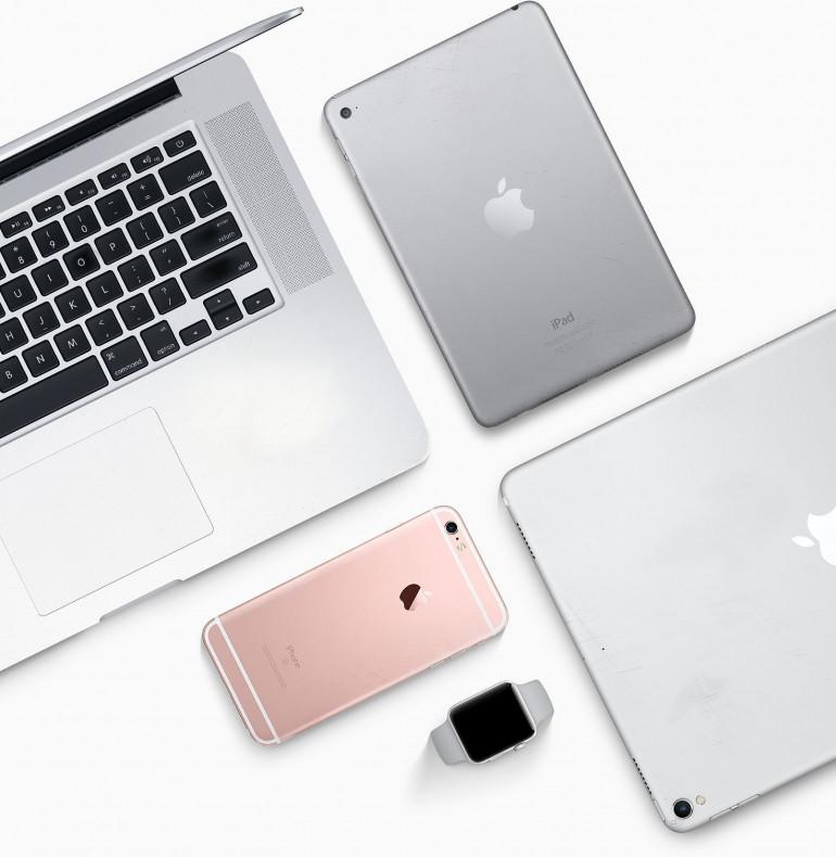 Urządzenia Apple
