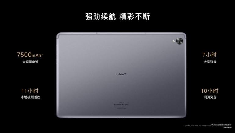Tył Huawei MatePad 10,8