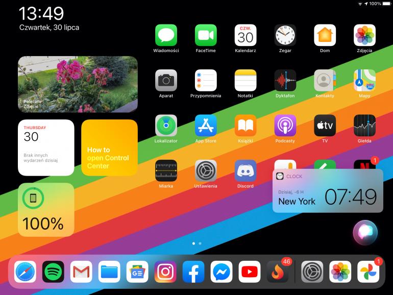 Odświeżony interfejs Siri