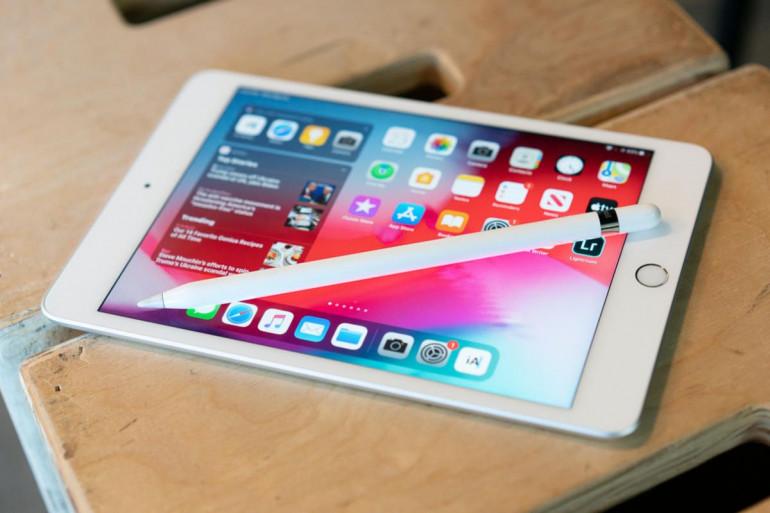 iPad mini 2019 z iPadOS