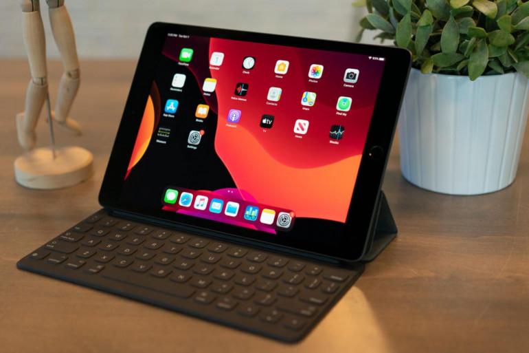 iPad 7 generacji, na którym testowaliśmy iPadOS 14