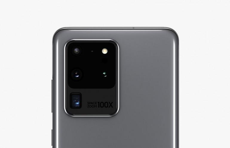 108 MP Aparat Samsunga Galaxy S20 Ultra