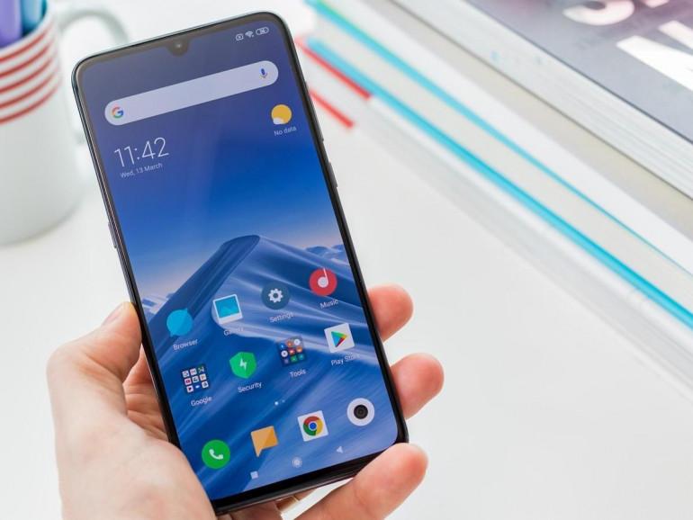 Smartfon Xiaomi z MIUI 10