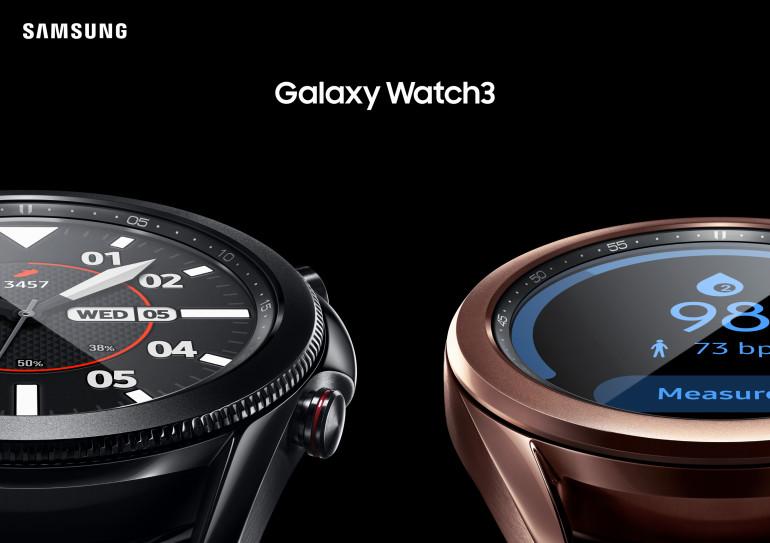 Zegarek Samsung Galaxy Watch 3