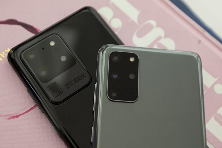 Galaxy Note 20 i Galaxy S20 Ultra Źródło: pcworld.com