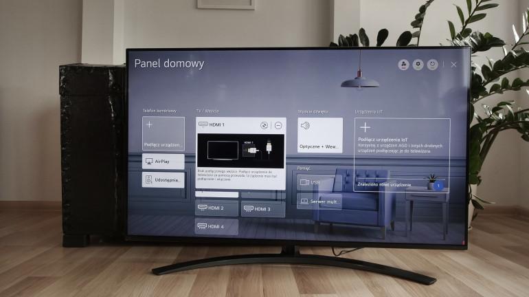 LG NanoCell 2020 to optymalny wybór dla kinomaniaków - recenzja