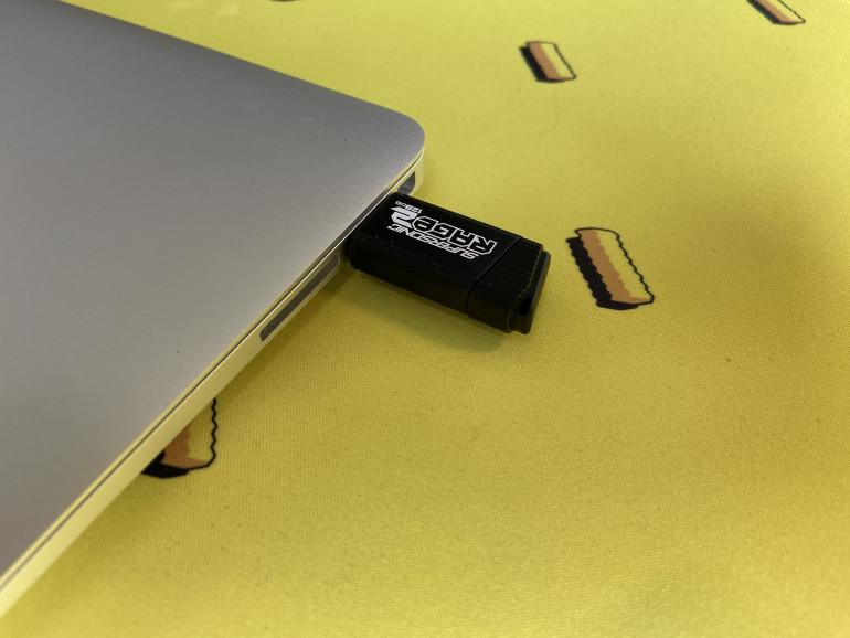 Pendrive z instalatorem macOS Catalina