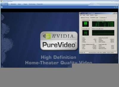 Wyświetlanie filmu wideo w rozdzielczości HDTV zwykle w 100 obciąża procesor  komputera. Skorzystanie z technologii PureVideo lub Avivo pozwala odciążyć jednostkę centralną i zapewnia bardziej płynne wyświetlanie plików wideo w wysokiej rozdzielczości