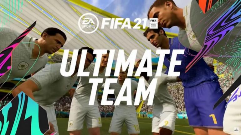 FIFA 21 Ultiamte Team