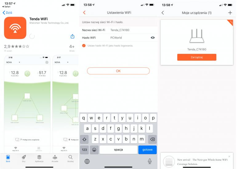 Aplikacja mobilna na iOS
